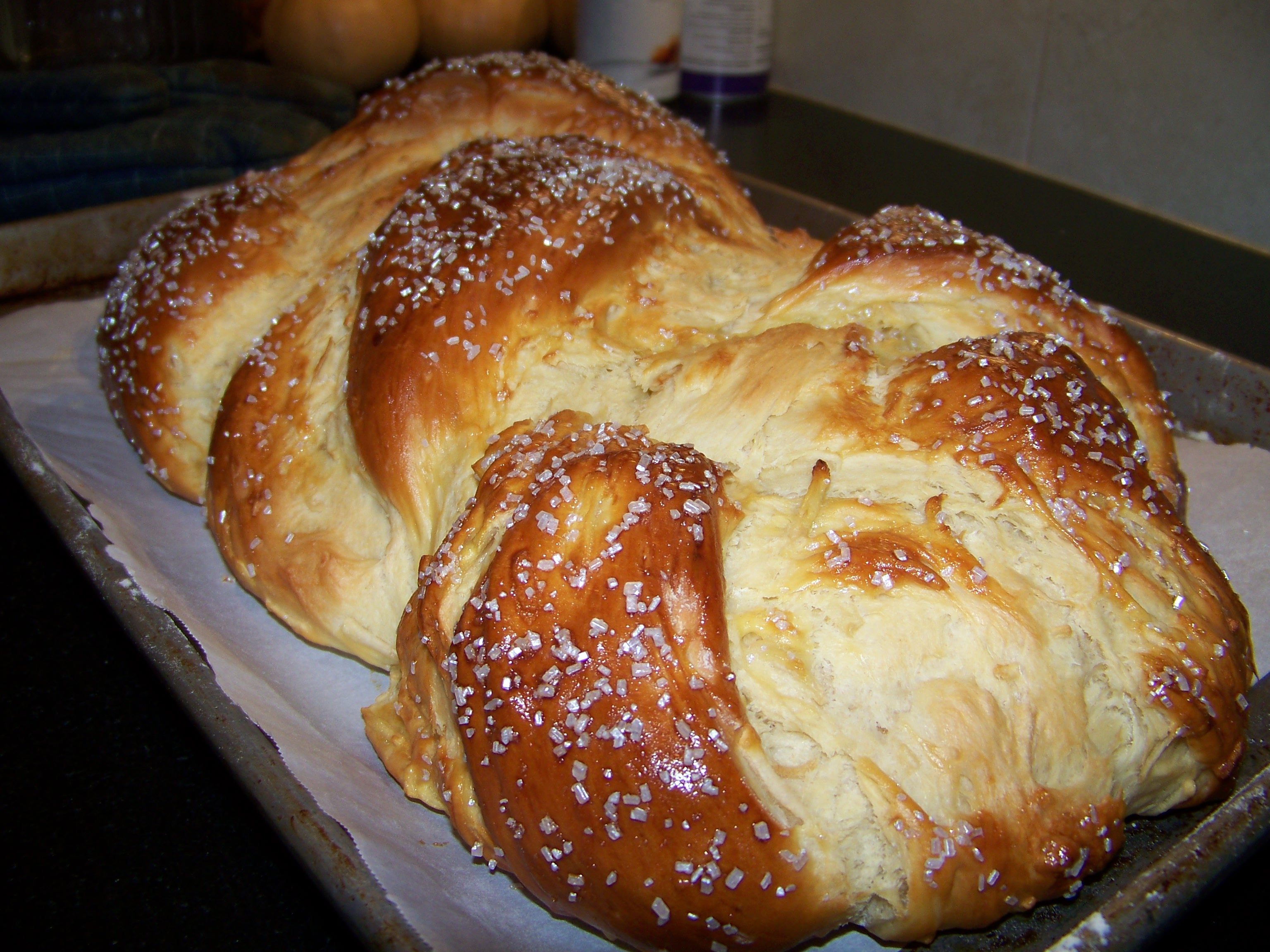 on martha stewart s apple honey apple honey challah rolls apple honey ...